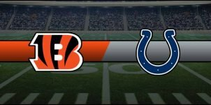 Bengals vs Colts Result NFL Score