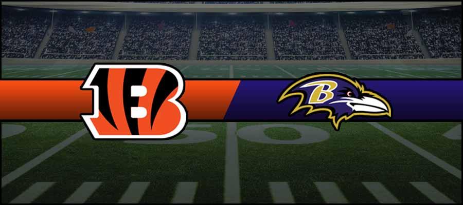 Bengals vs Ravens Result NFL Score