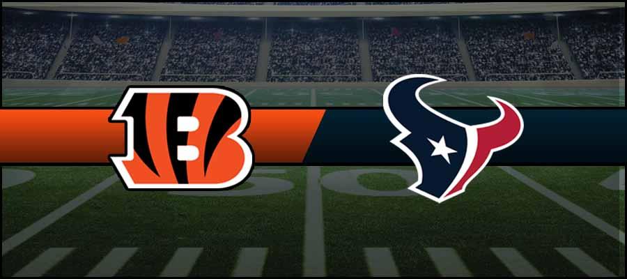 Bengals vs Texans Result NFL Score