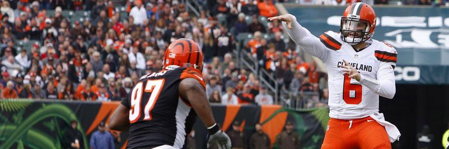 Bengals vs Browns NFL Week 16 Odds & Prediction
