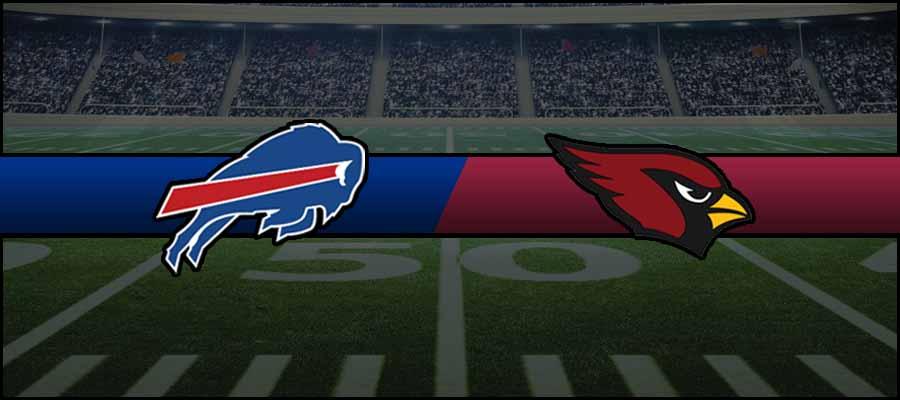 Bills vs Cardinals Result NFL Score