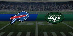 Bills vs Jets Result NFL Score