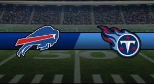 Bills vs Titans Result NFL Score