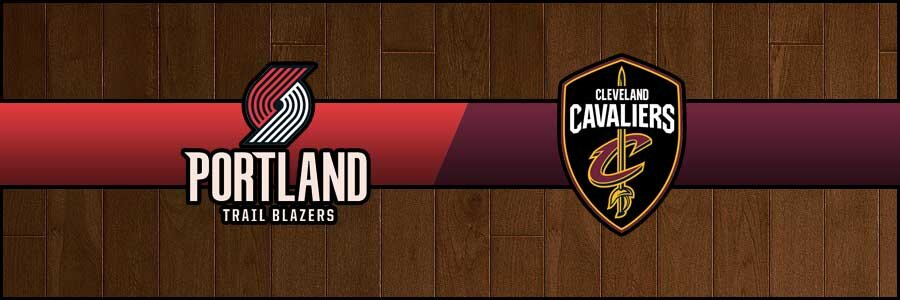 Blazers vs Cavaliers Result Basketball Score