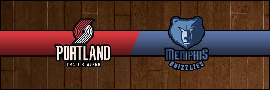 Blazers vs Grizzlies Result Basketball Score