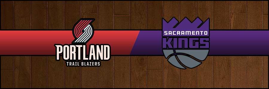 Blazers vs Kings Result Basketball Score