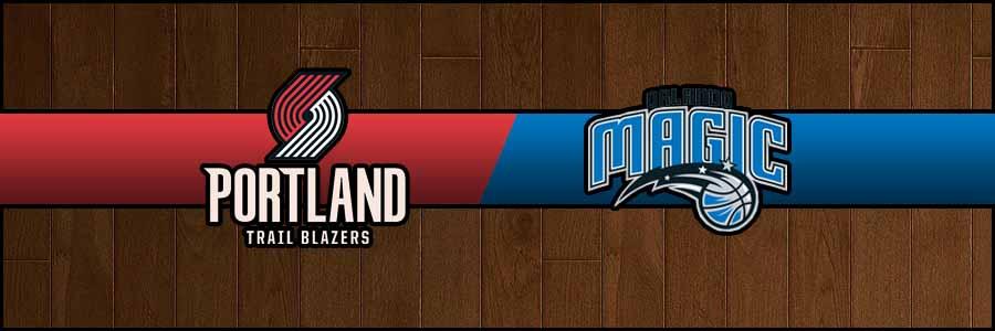 Blazers vs Magic Result Basketball Score
