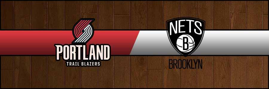 Blazers vs Nets Result Thursday Basketball Score