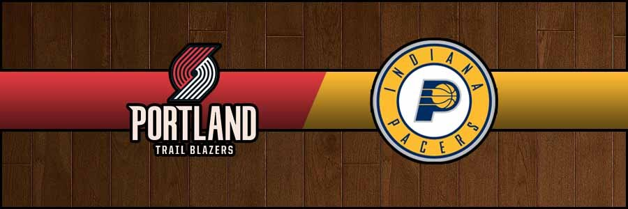 Blazers vs Pacers Result Basketball Score