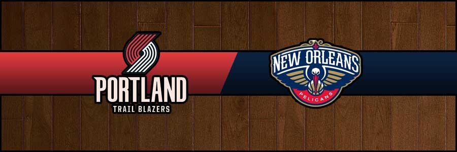 Blazers vs Pelicans Result Basketball Score