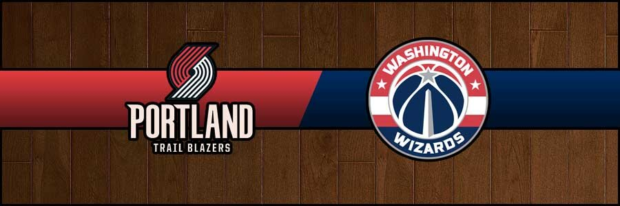 Blazers vs Wizards Result Basketball Score