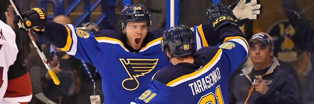 Will the Blues bring the Flyers down?
