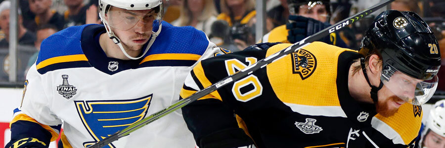 Blues vs Bruins 2019 Stanley Cup Finals Game 7 Odds & Pick