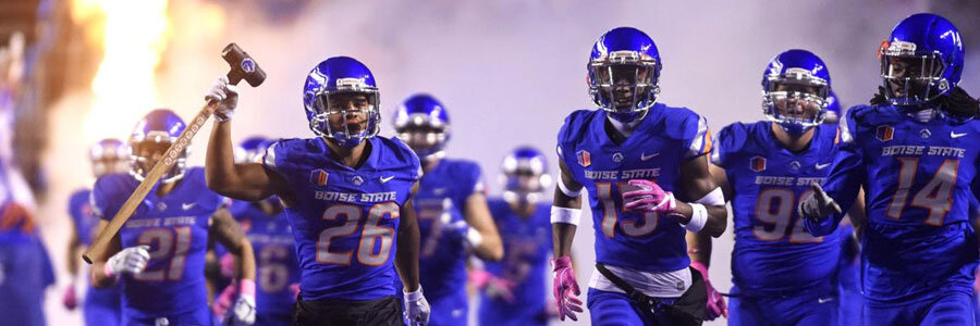 Boise State at Troy 2018 NCAA Football Week 1 Odds