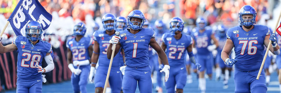 Air Force vs Boise State 2019 College Football Week 4 Lines & Game Analysis