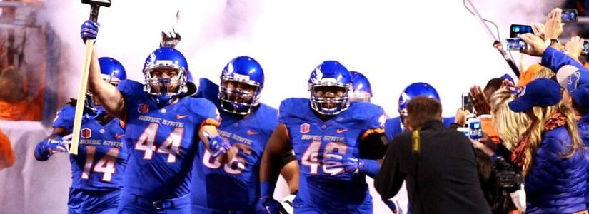 UNLV at Boise State Lines, Free Pick & TV Info