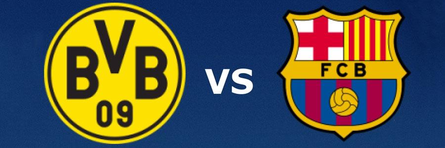 Borussia Dortmund vs Barcelona 2019 UEFA Champions League Odds, Preview and Pick