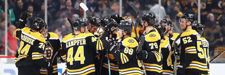 NHL Playoffs Second Round Betting Favorites, Smart Picks & Long Shots