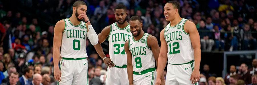 Pistons vs Celtics 2019 NBA Lines, Game Info & Prediction