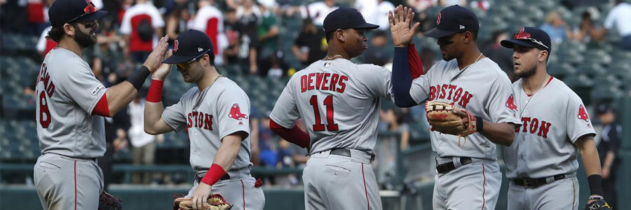 Are the Red Sox a safe bet in the MLB lines for Friday?