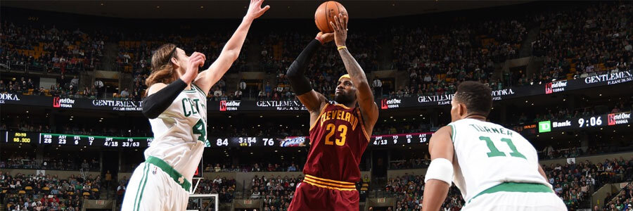 Boston at Cleveland NBA Playoffs Lines & Game 4 Betting Preview