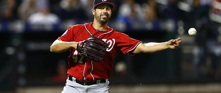 Atlanta Braves at Washington Nationals Online MLB Odds