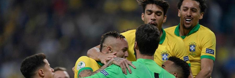 2019 Copa America Semifinals Odds, Predictions & Picks