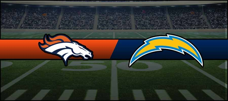 Broncos vs Chargers Result NFL Score