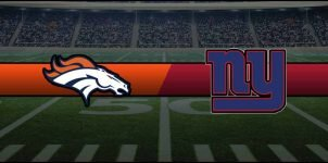 Broncos vs Giants Result NFL Score