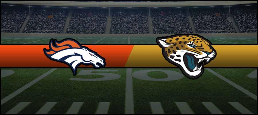 Broncos vs Jaguars Result NFL Score