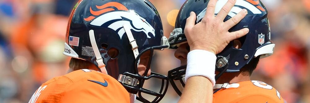 The Broncos will face the Chargers.