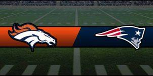 Broncos vs Patriots Result NFL Score