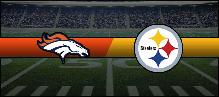 Broncos vs Steelers Result NFL Score