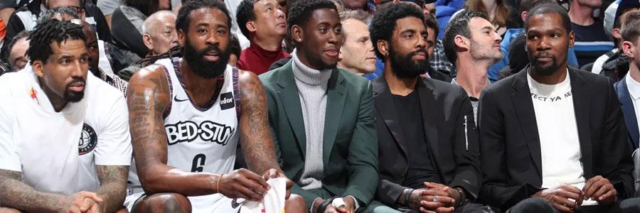 Heat vs Nets 2020 NBA Lines, Analysis & Prediction
