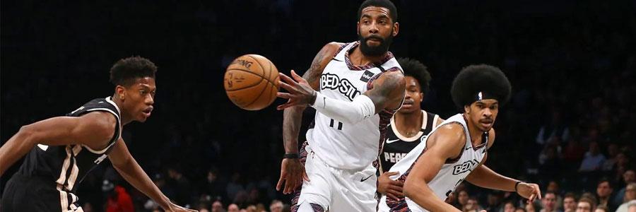 Jazz vs Nets 2020 NBA Lines, Analysis & Prediction