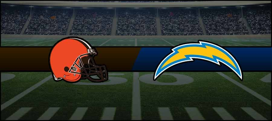 Browns vs Chargers Result NFL Score