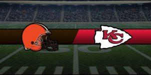Browns vs Chiefs Result NFL Score