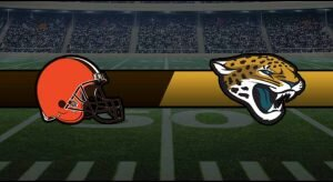 Browns vs Jaguars Result NFL Score