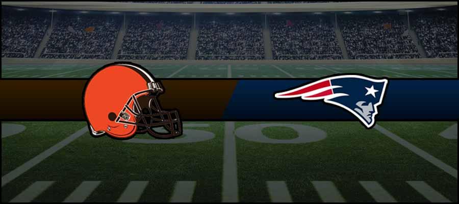 Browns @ Patriots Result NFL Score