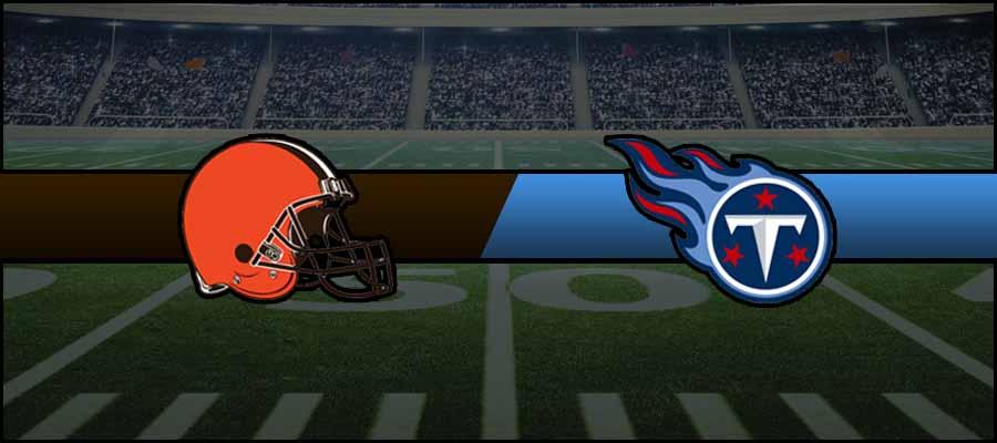 Browns vs Titans Result NFL Score
