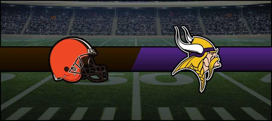 Browns vs Vikings Result NFL Score
