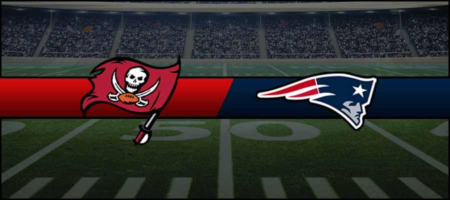 Buccaneers vs Patriots Result NFL Score