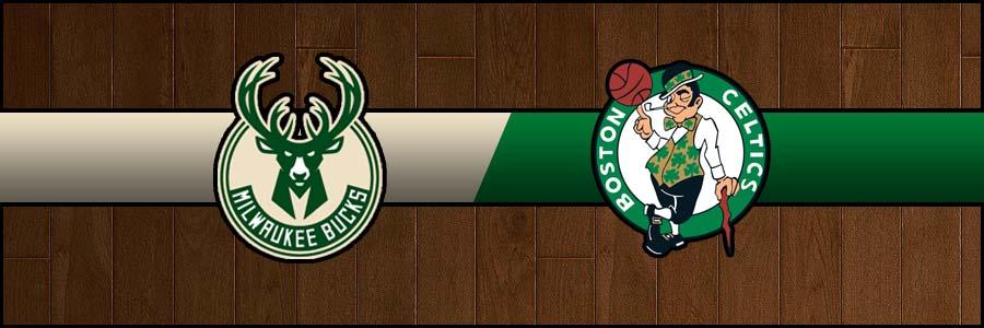 Bucks @ Celtics Result Wednesday Basketball Score