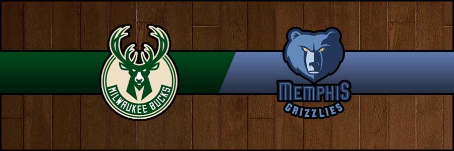 Bucks vs Grizzlies Result Basketball Score