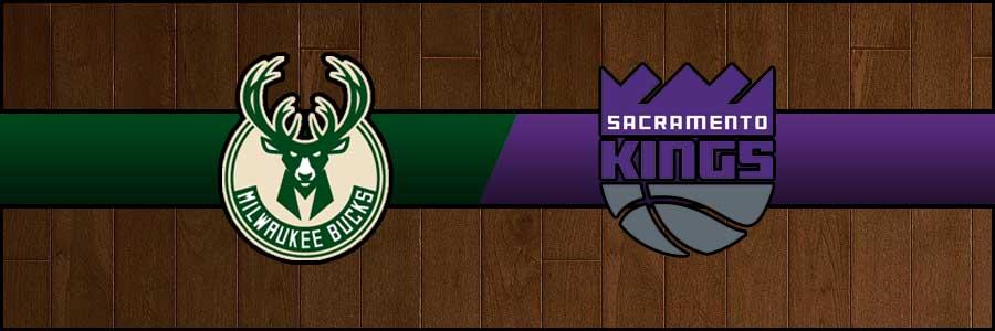 Bucks vs Kings Result Basketball Score