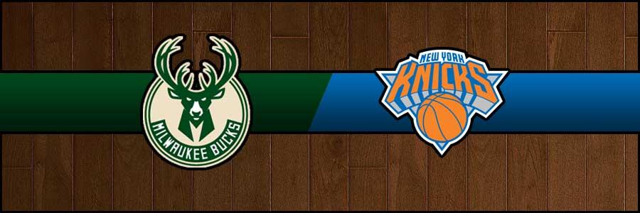 Bucks vs Knicks Result Basketball Score