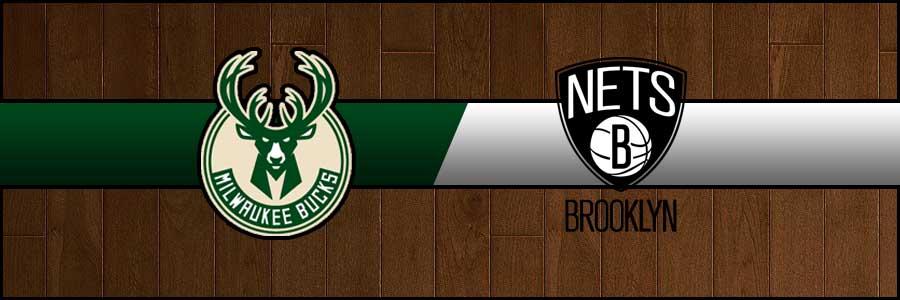Bucks vs Nets Result Basketball Score