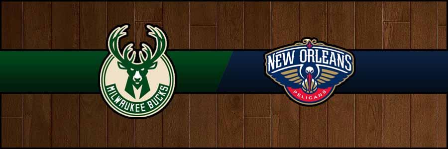 Bucks vs Pelicans Result Tuesday Basketball Score