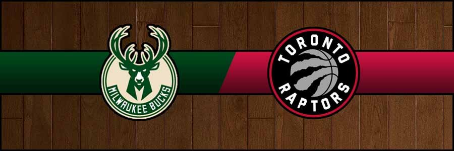 Bucks vs Raptors Result Basketball Score