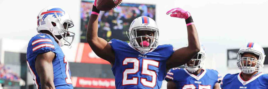 Buffalo Bills 2018 NFL Win/Loss Odds Prediction